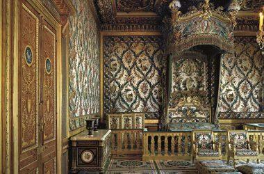 Chambre de l'impératrice - Château de Fontainebleau