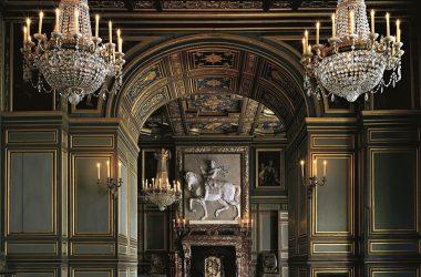 Salle Saint Louis - Château de Fontainebleau