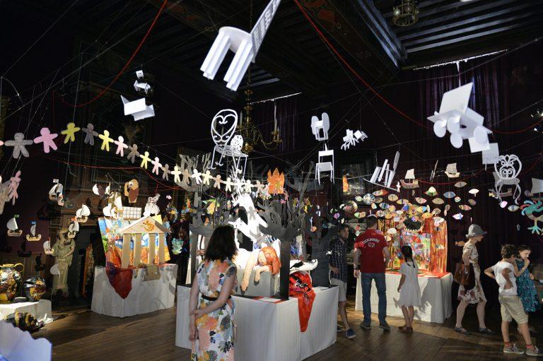 Festival de l'histoire de l'art au château de Fontainebleau