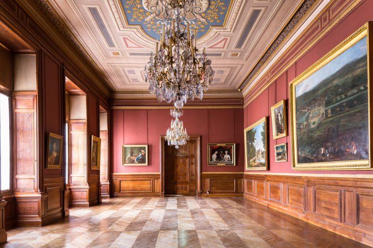 Gallery of Splendours-Château de Fontainebleau