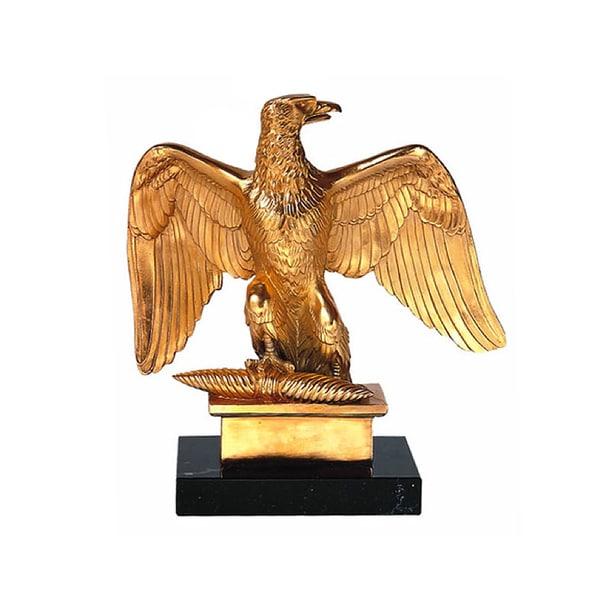 Aigle Impériale en bronze