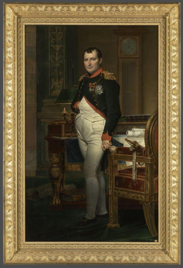 Napoléon Ier à Fontainebleau