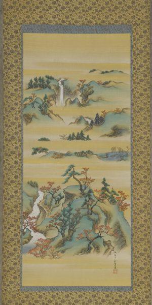 2. Panneau décoratif
